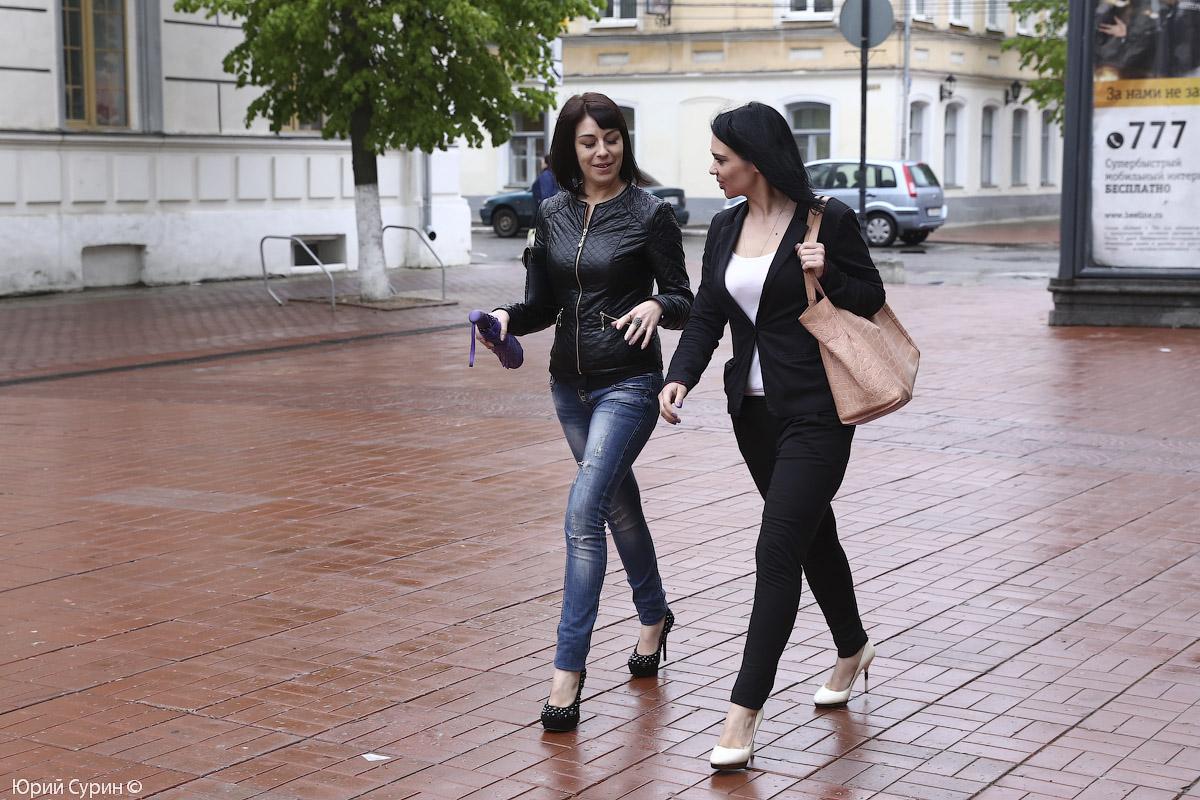 Русские голые девочки на улице фото 290-730