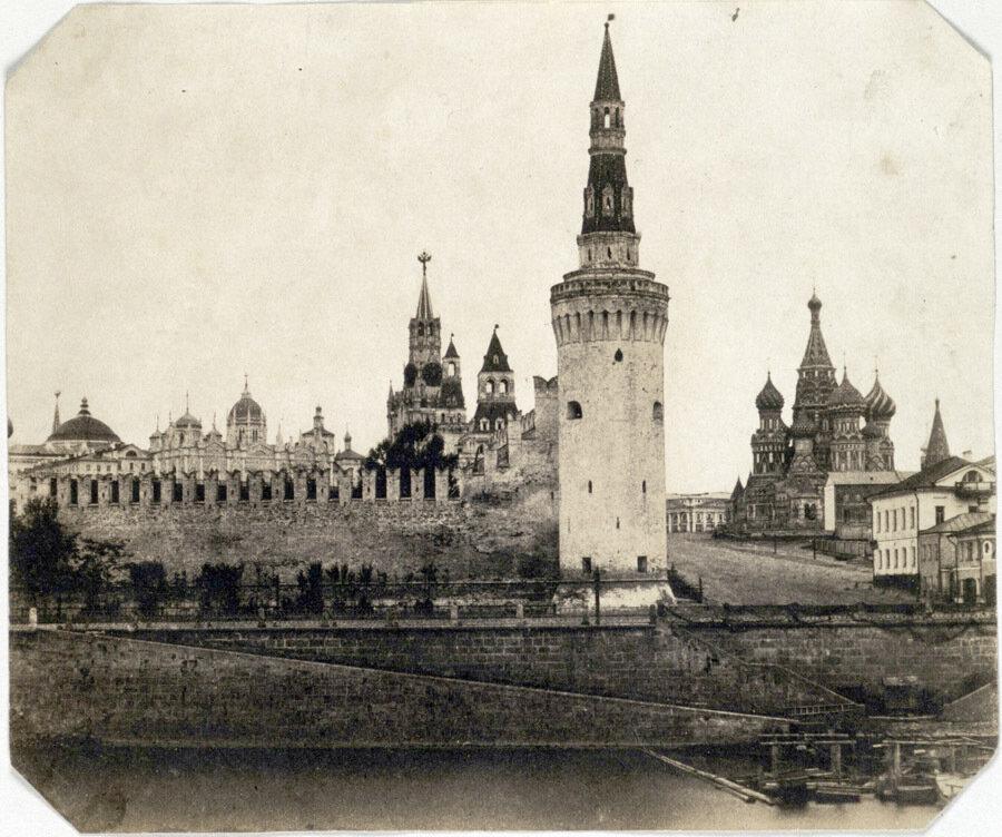 Москва в 1852 году