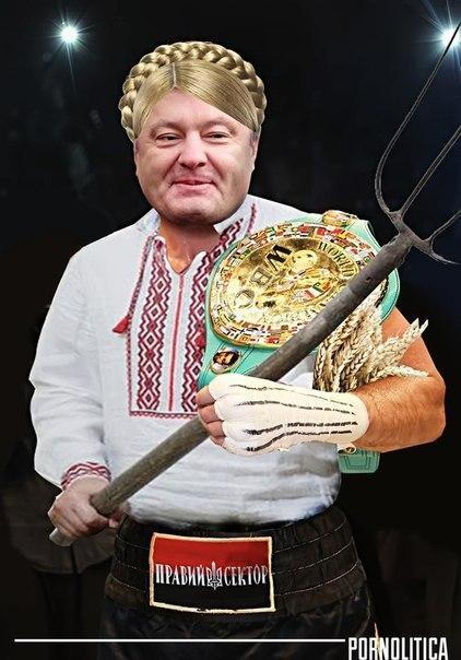 Идеальный украинский кандидат в президенты