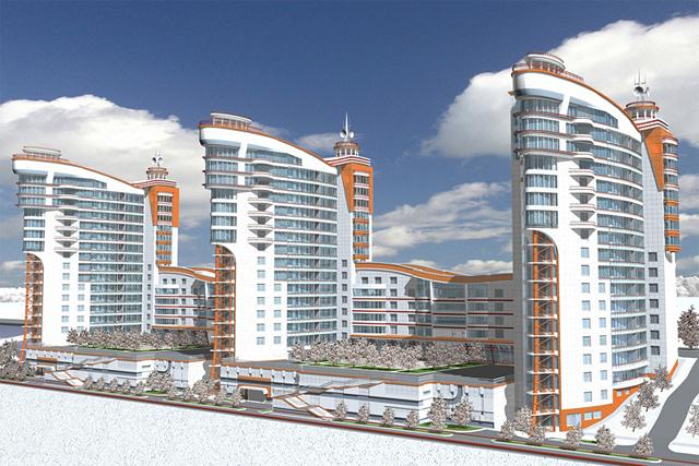 Один из районов Нефтеюганска спроектируют новосибирские архитекторы