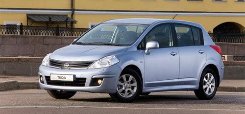 Nissan больше не будет продавать две модели в России