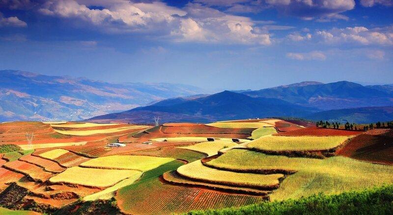 Путешествие в Китай - провинция Юньнань