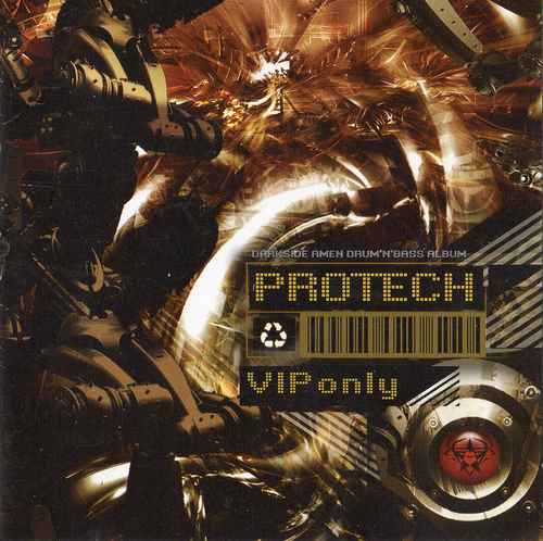 Protech - VIP only (2004) MP3
