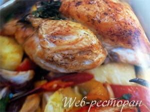 Как приготовить курицу