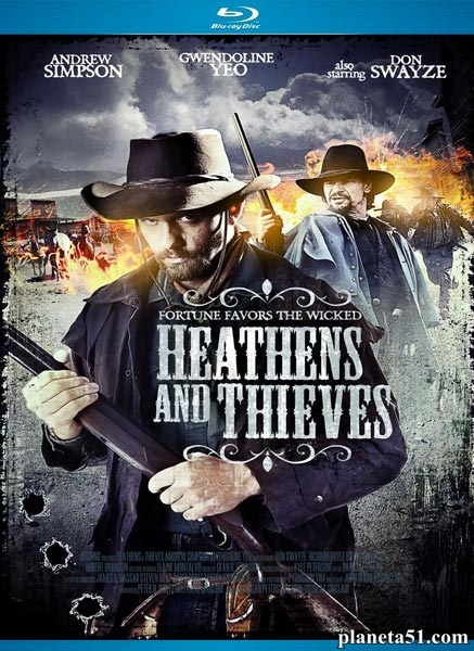 Варвары и воры / Heathens and Thieves (2012/HDRip)