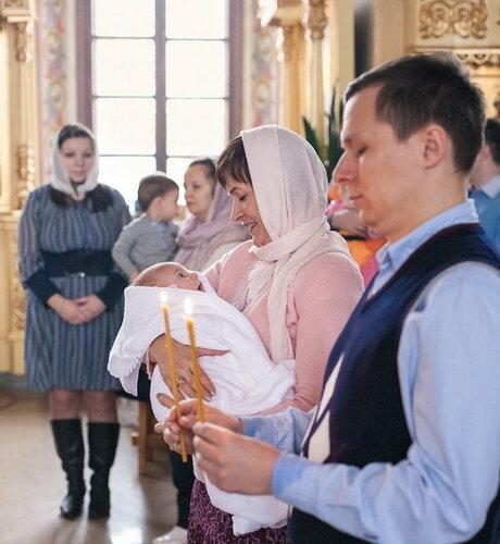 сколько по времени занимает крещение ребенка банкротство кредитных организаций реферат