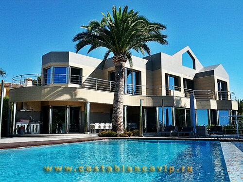 элитная недвижимость в Испании, CostablancaVIP