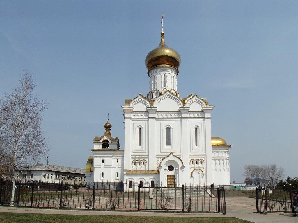 Хабаровск, города России
