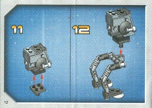 Star Wars из конструктора Lego