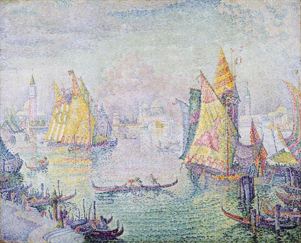 Venice, The Lagoon of Saint Mark, 1908.jpg