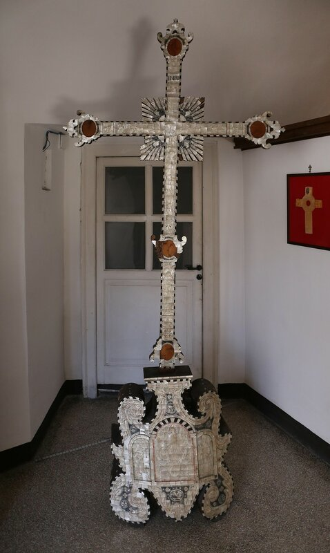 Naples. Museum of modern religious art (Museo d'arte Religiosa Contemporanea)