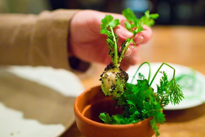 3. Noma Копенгаген, Дания Место в списке прошлого года: 1 Сколько лет в списке: 10 Шеф-повар Рене Ре