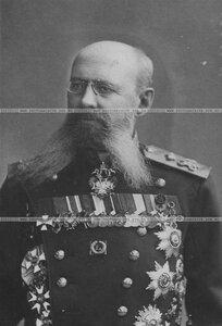 Генерал-майор бригады в мундире (портрет).