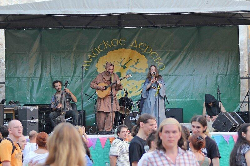 фестиваль фолка и средневековой культуры «Майское дерево 2014»