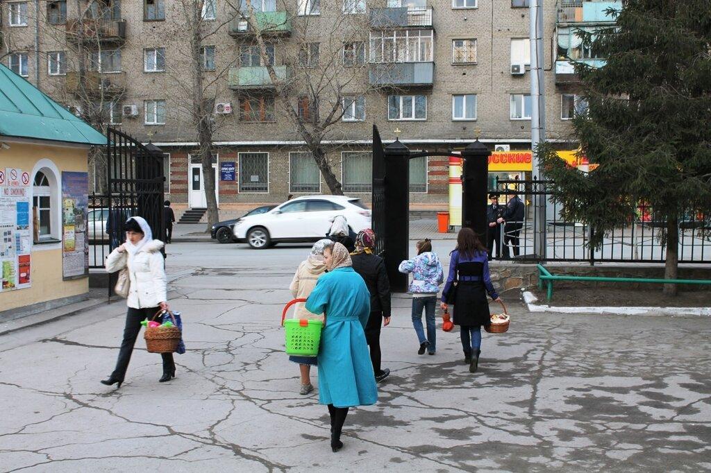 пасха в новосибирске