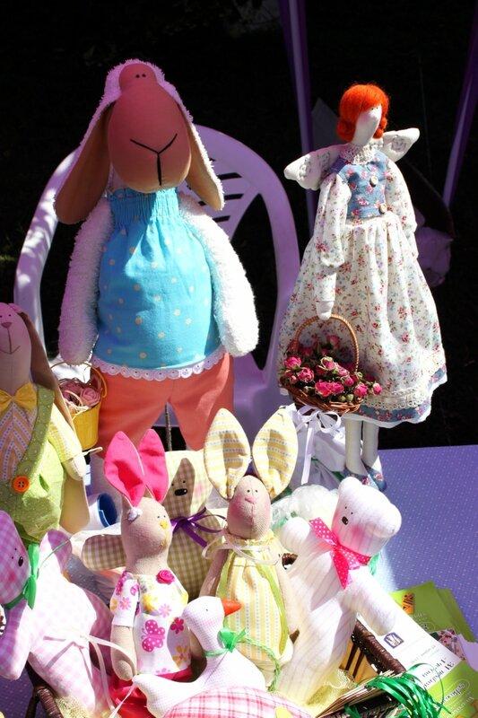 Куклы handmade