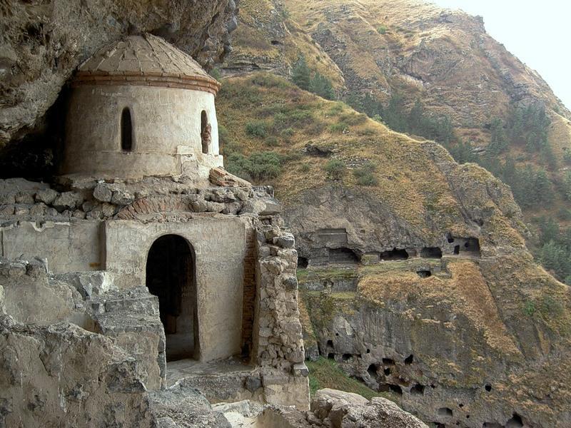 Церкви и храмы Грузии