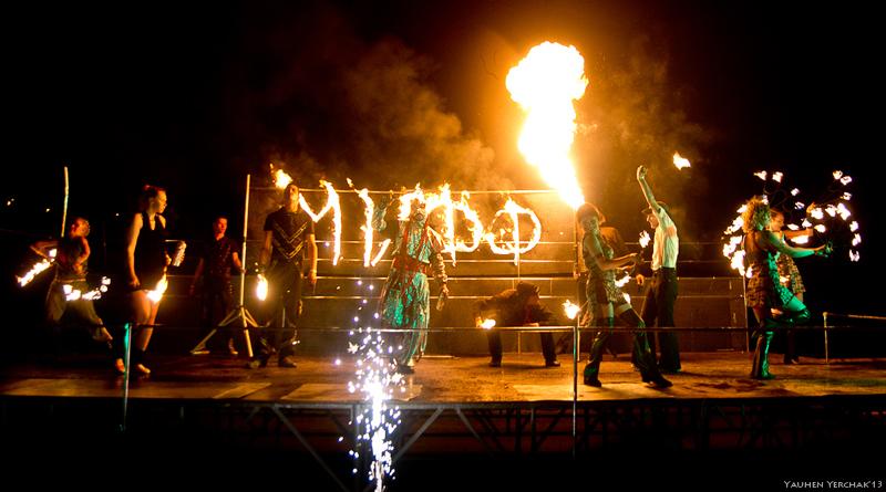 Минский фестиваль огня, MiFF-13, fire, fireshow, Minsk Fire Fest, photo, фото
