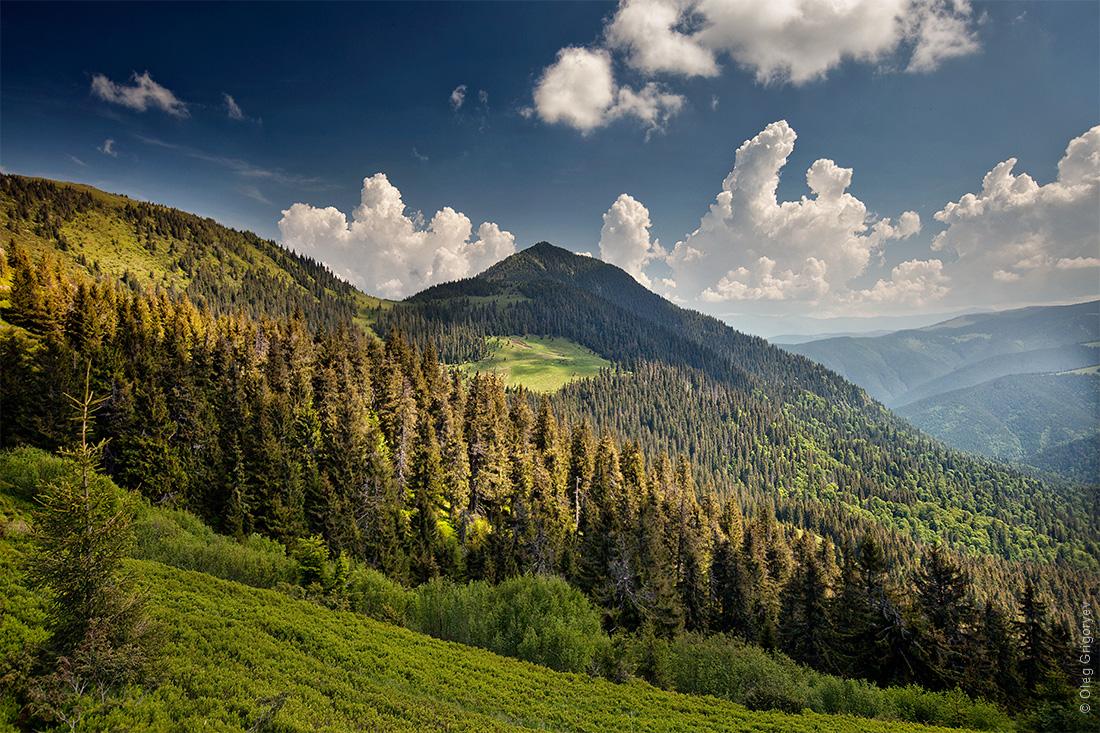 горы Мармаросы