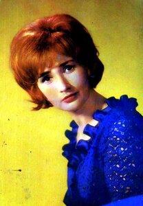 Зинаида Кириенко, Актёры Советского кино, коллекция открыток