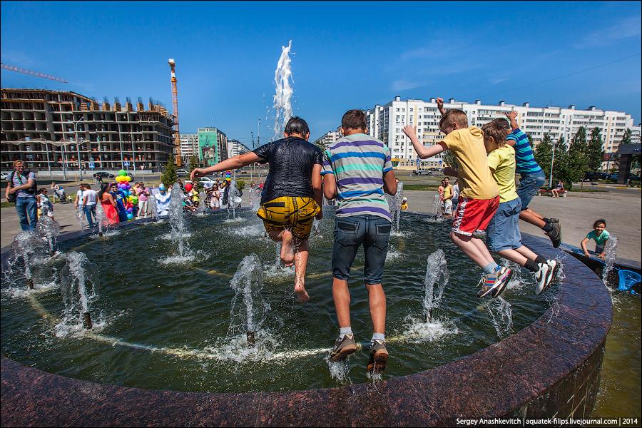 Казанские мальчишки