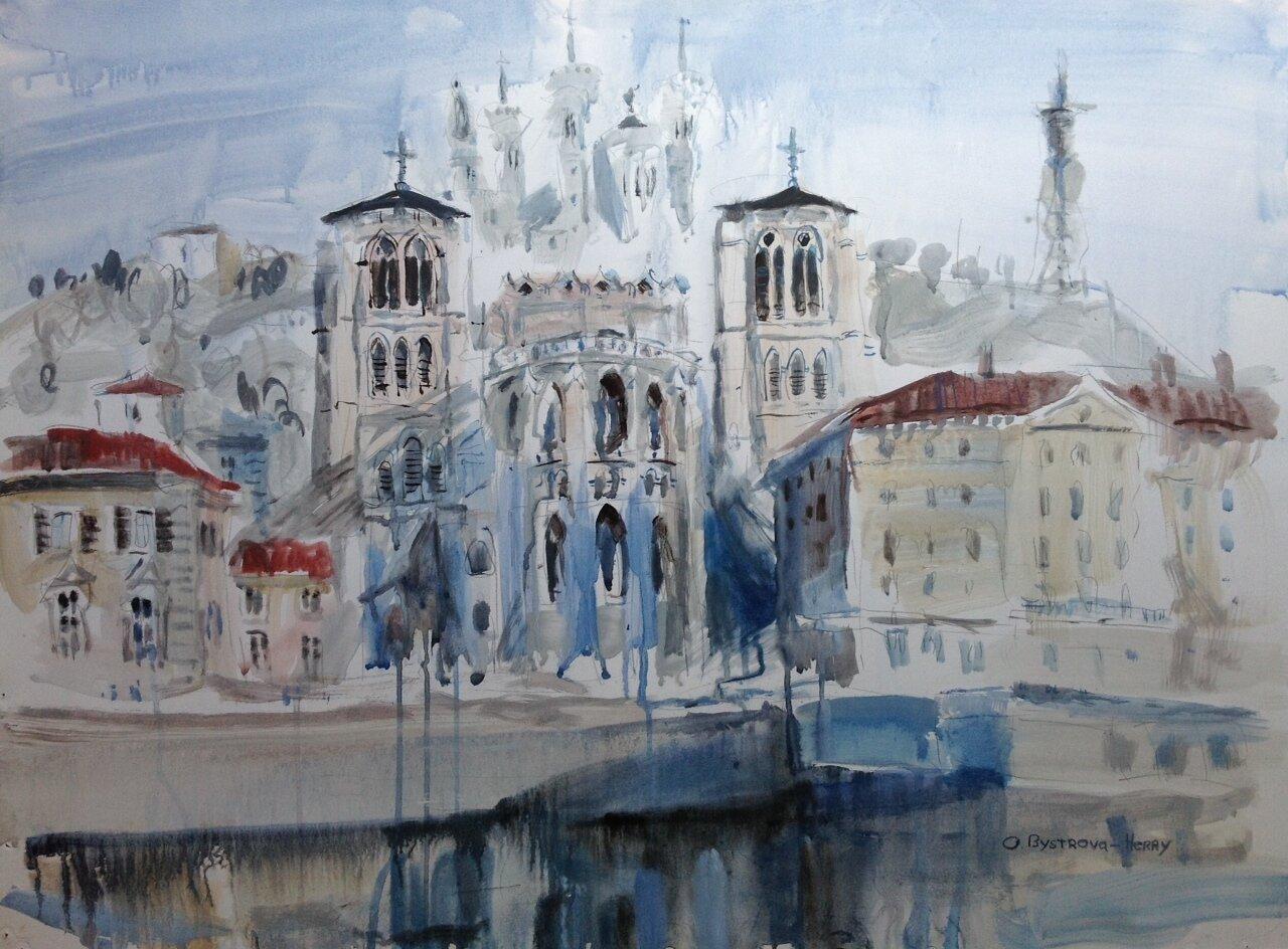 003. Lyon. St Jean .