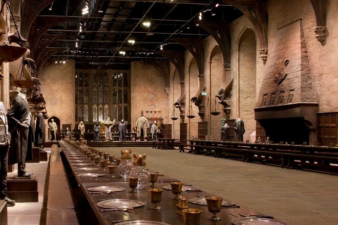 Музей Гарри Поттера в Лондоне