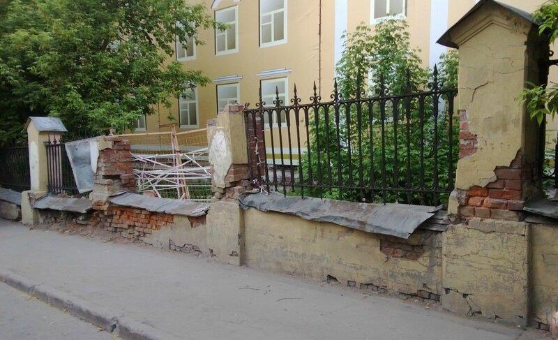 Бывшая Морозовская богадельня