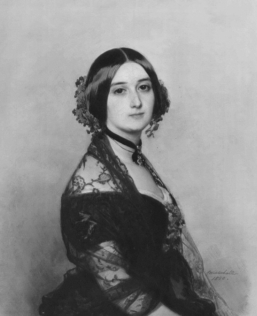 Кэролайн Доусон, позже Леди Конглтон (1822-1896)