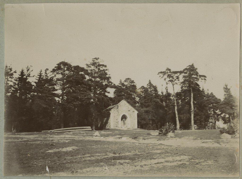 1900. Часовня семьи Делингхаузен в Кясму