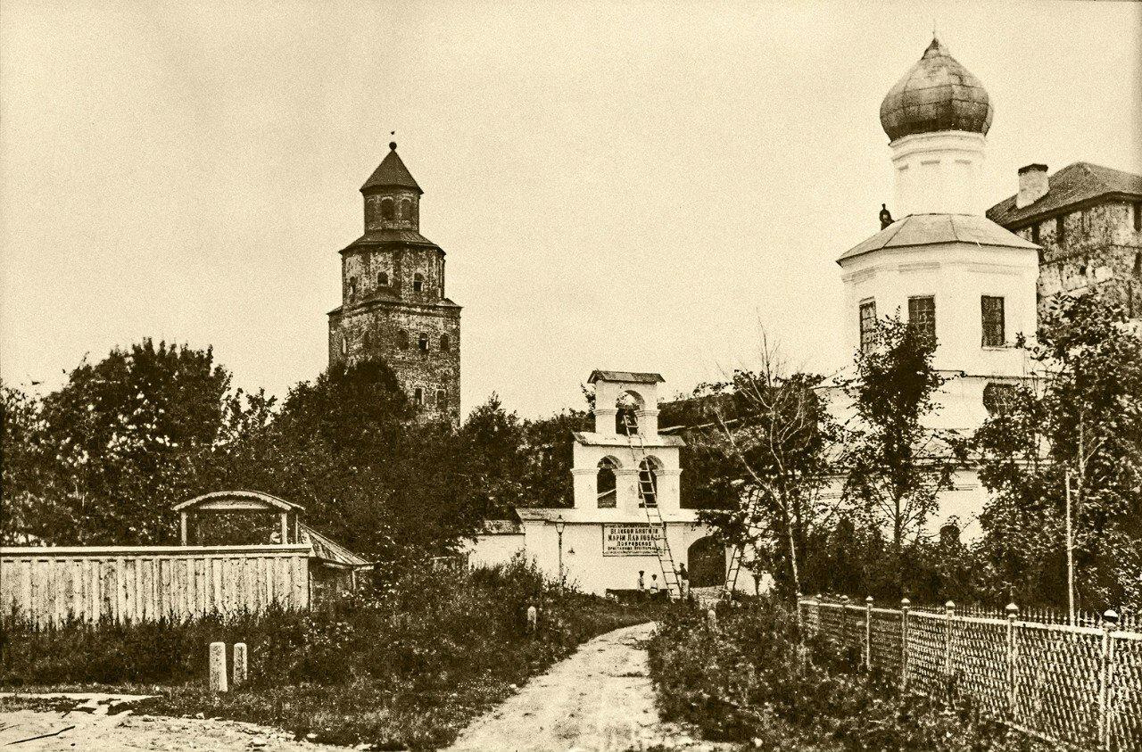 Покровское пристанище престарелых 1910-е гг.