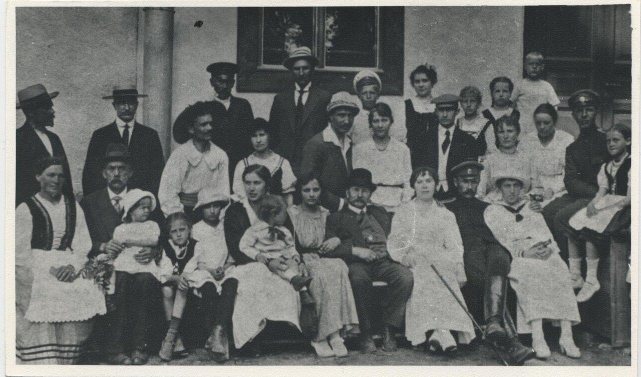 Эстонская диаспора. 1913 год