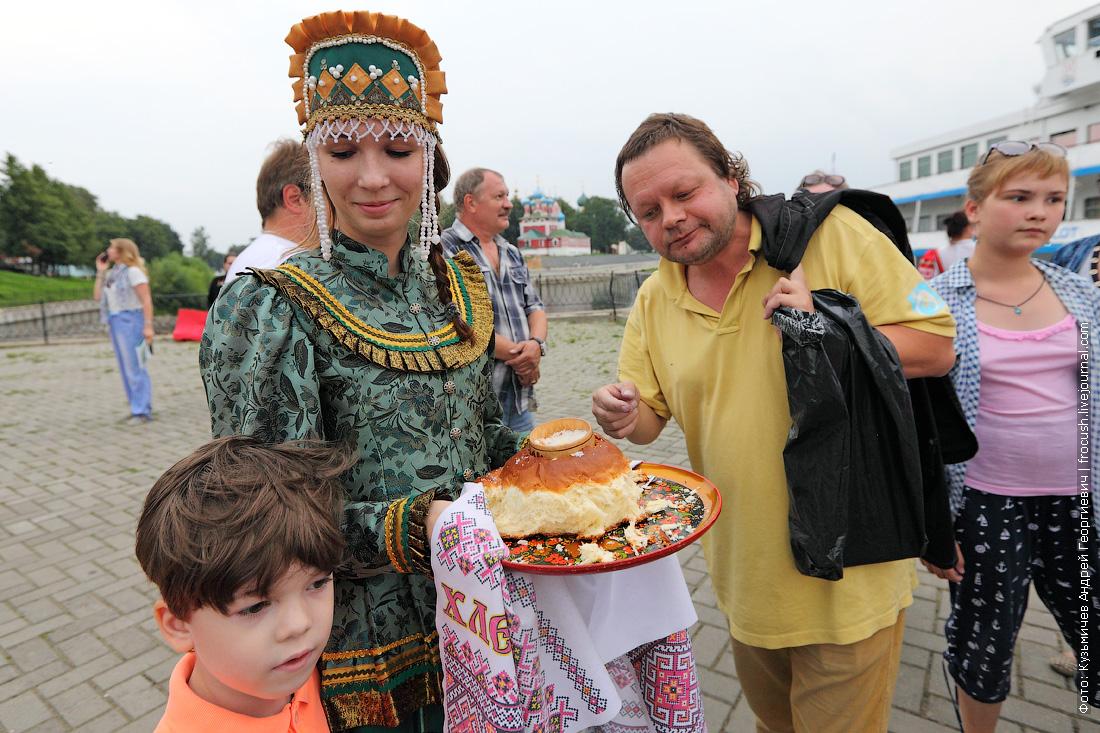 Вадим Степанцов в Угличе