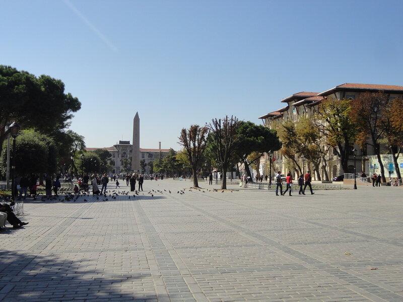 Ипподром Константинополя, превосходство древних технологий