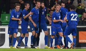 Самая невероятная победа молдавской сборной по футболу