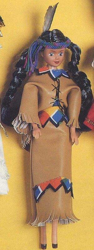 Карнавал.Одежда для кукол. 28