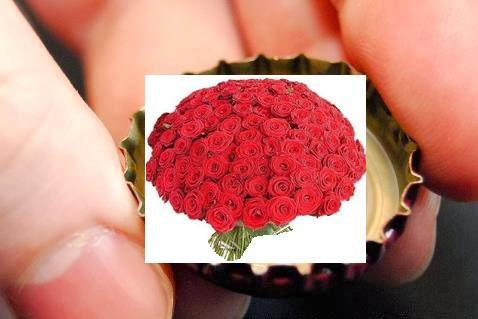 Для кого эта ванна из роз ?..)