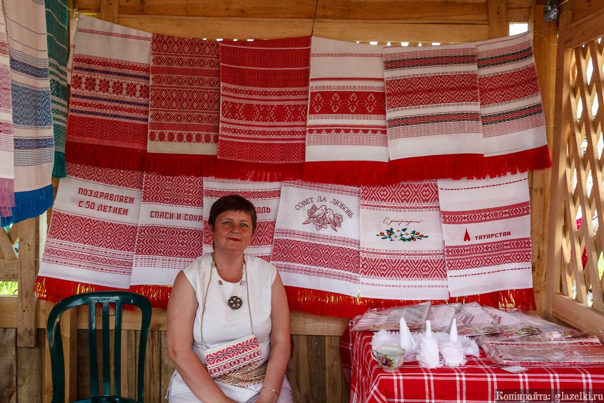 Алексеевская фабрика художественного ткачества.