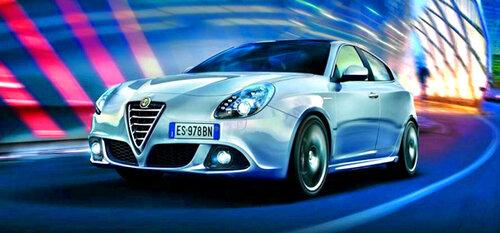 Alfa Romeo представляет хэтчбек Giulietta