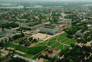 Представительство  Самарской области в Правительстве РФ
