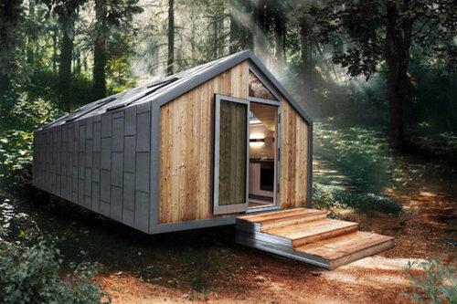 Сборные домики для комфортной жизни
