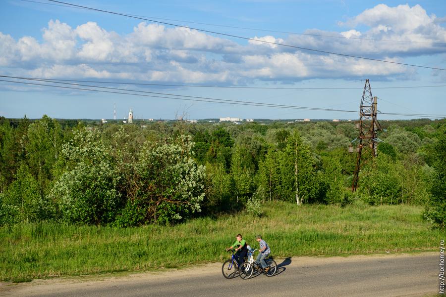 байкеры в нижегородской области