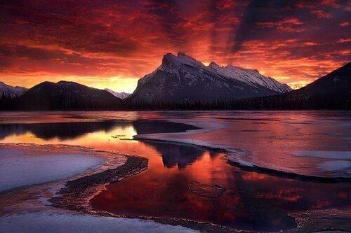 Красота, сотворенная природой, человеком, временем.
