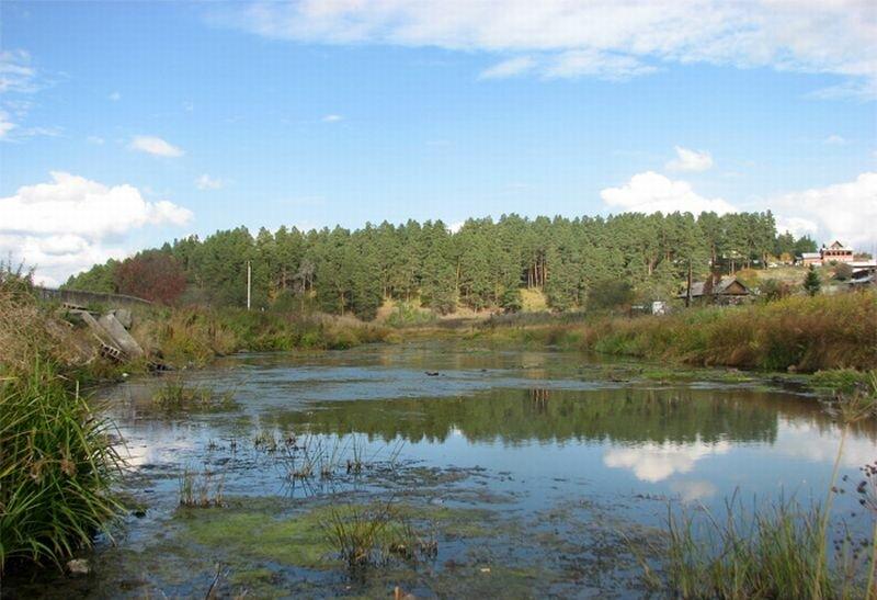 Река Чусовая (24.05.2013)