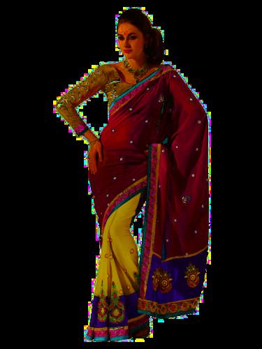 индианки в прозрачной одежде фото