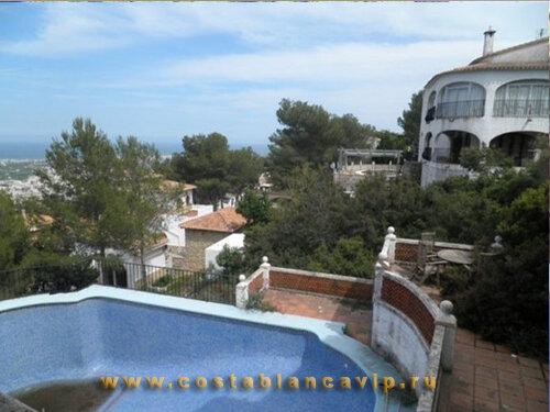 Вилла в La Font den Carros, дом в La Font den Carros, дом в Испании, вилла в Испании, недвижимость в Испании, недвижимость в Валенсии, дом в Валенсии, Коста Бланка, вилла с видом на море, вилла с видом на горы, вилла на Коста Бланка, дом от банка, недвижимость от банка, вилла от банка, залоговая недвижимость