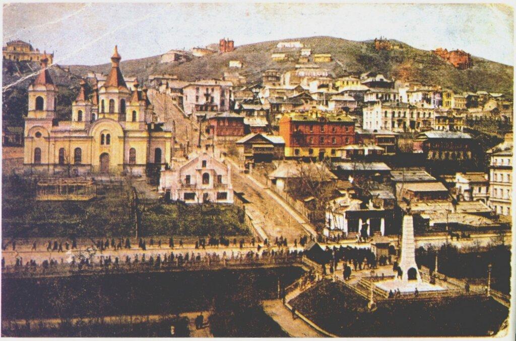 владивосток исторические фото своему приезду