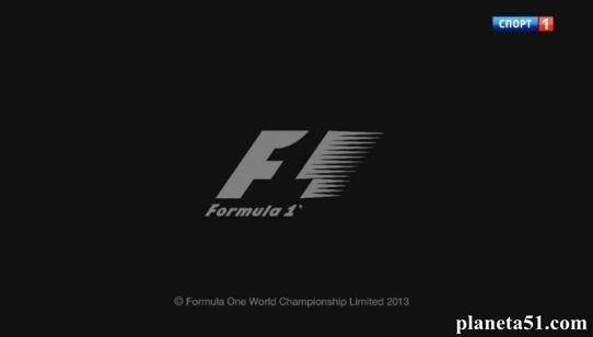 Формула 1. Сезон 2013. Этап 13. Гран При Сингапура. Гонка (2013) HDTVRip