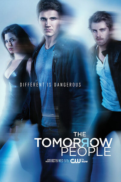 ���� �������� / The Tomorrow People - ����� 1, ����� 1-20 [2013, WEB-DLRip | WEB-DL 720p] (LostFilm | NewStudio | BaibaKo)
