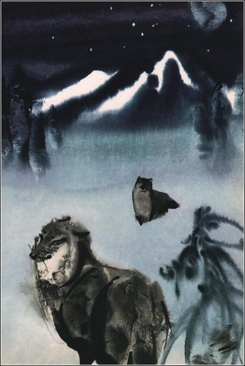 Mirko Hanak, The call of the wild, Jack London